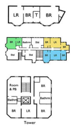 are sample floor plans only  Each dormitory room may vary in floor    Yale University Dorm Floor Plans
