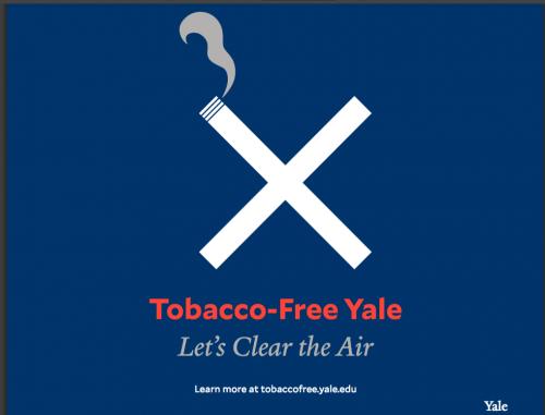 yale housing buildings grounds are tobacco smoke vape free